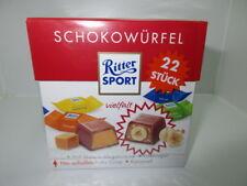 Ritter Sport Chocolate 22 Cubes Hazelnut Caramel Nougat 176g NEW from Germany