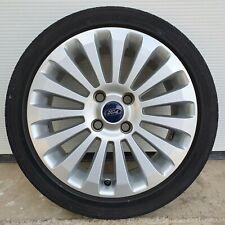 1 original Ford Fiesta MK7 VI VII 16 Zoll Alufelge 6,5x16 ET41,5 8V21-1007-HA