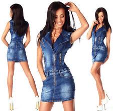 Vestiti da donna con scollo a v senza maniche taglia S