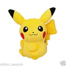 "Pokemon GO MALE PIKACHU 6"" Chibi Plush Doll Toy Plushie 2014 XY Banpresto NWT"