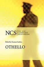 Othello (The New Cambridge Shakespeare)-ExLibrary