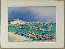 Constantin C. Constantinescu ( Romania,1897-1967) Original Oil Painting Signed