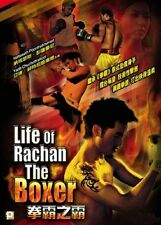 "Yada Chuchottrahol ""Life Of Rachan The Boxer"" Thailand HK Version Region All DVD"