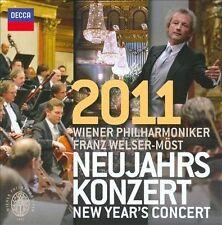 , New Year's Concert 2011, Excellent