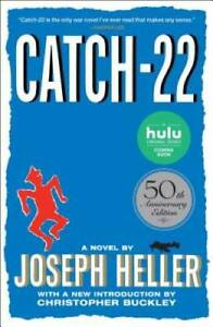 Catch-22: 50th Anniversary Edition - Paperback By Heller, Joseph - GOOD
