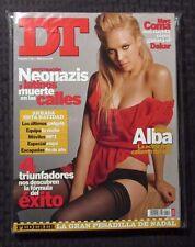 2005 Dec DT Magazine #114 NM- Jessica Alba Cover Spanish Edition