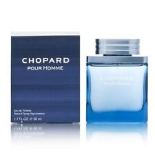 CHOPARD POUR HOMME 50ML EDT SPRAY FOR MEN BY CHOPARD - RARE