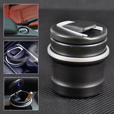 For BMW 1 3 5 7 series Car Interior Cigarette Ashtrays Storage Box Blue LED