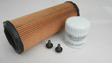ASTON MARTIN VANQUISH SERVICE KIT 1R12-43-10420 OIL & AIR FILTERS AND SUMP PLUGS