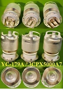 MKS  YC-179A / 3CPX5000A7 POWER TRIODE  Medical - MRI  HAMRADIO Industrial