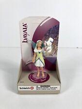 Schleich Bayala Fairy With Puppy #70474 Tujena Fantasy Figure NEW
