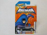 Hot Wheels Batman The Brave and the Bold Batmobile 02/08 Then & Now Series 2012