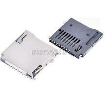 10Pcs TransFlash TF Micro Memory SD Card Self-eject Socket Plug Adapter