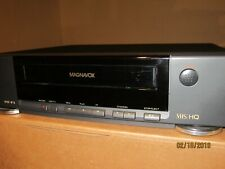 Magnavox Vcr 4-Head Model Vr9260 - Rarely Used, Includes Remote and User Manual