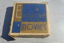 "Vintage 16mm Movie Film ""A Game Fighter"""