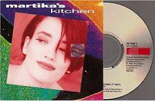 MARTIKA martika's kitchen CD SINGLE card sleeve PRINCE
