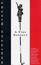 A Fine Balance by Rohinton Mistry (1997, Paperback)