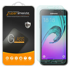 2X Supershieldz Tempered Glass Screen Protector For Samsung Galaxy J3 (2016)