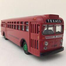 """Corgi 54015 GM4515 Texaco Crew Bus """"Texaco Pipeline"""" 1:50  LIMITED EDITION NIB!!"""