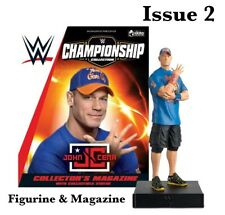 WWE Championship Figurine Collection: WWE John Cena Wrestling Figurine Issue 2