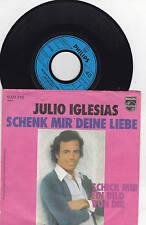 Julio Iglesias accorde-moi ton amour