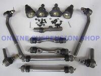 Suits Holden HR Front Steering & Suspension Kit