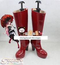 Hot Sale One Piece Perona Dōjin Boot Party Shoes Cosplay Boots Custom-made