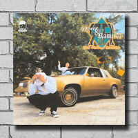 X657 Kevin Pouya Rap Music Singer Art Silk 12x8 40x27inch Poster