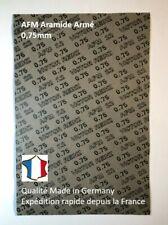 Feuille de joint fibre Aramide AFM Armé Reinz Haute température 0.75mm