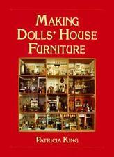 Making Dolls' House Furniture