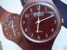 Very Clean Vintage 1983 Men's Swatch GR 103 Quartz Watch The Original & Runs