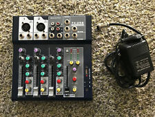 Ammon F4-USB Mischpult, Mixer,