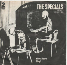 rare dutch ska /THE SPECIALS ghost town / why ?