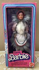 Arctic Eskimo Barbie Doll 1981  #3898 NRFB
