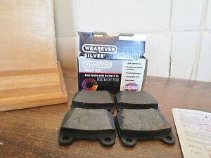Wearever Disc Brake Pads Rear MKD 961