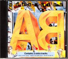 """CD ALBUM  ABBA  """"ABBA LIVE"""""""