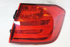w/Bulb Outer Taillight Tail Light Lamp Passenger Side for 2013 320i 325i 328i