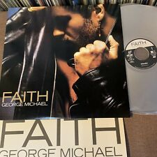 George Michael Faith Japan Laser Disc Ld 35.4P-111 w/Insert, No Obi Wham! FreeSh