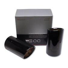 TERMINALE DI SCARICO DOPPIO NERO ORIGINALE AUDI A4 8K/A5/Q5  (65mm - 2.0TD)