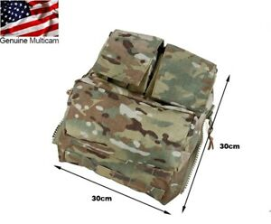 TMC Vest Pouch Zip On Panel (Multicam) TMC2509-MC