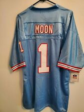 1997 Houston Oilers Warren Moon NFL Jersey Men's 2XL   Stitched & New With Tags
