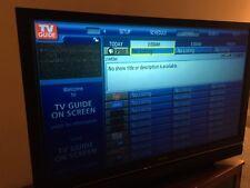 "Mitsubishi LCD HDTV 62"""