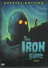 The Iron Giant (Dvd) 2003 Release Special Edition