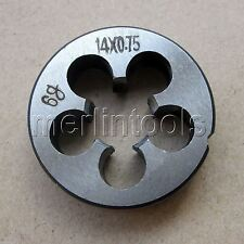 14mm x .75 Metric Right hand Die M14 x 0.75mm Pitch