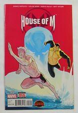 Marvel Comics House of M #2 (2015)