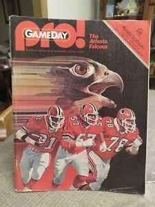 Gameday Pro! ATLANTA FALCONS vs. LOS ANGELES RAMS  December 14, 1981