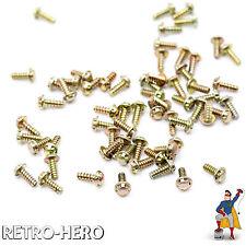 10x Nintendo Schrauben NES, SNES, N64, Sega, Game Boy, GB Color Konsole 3,8 mm