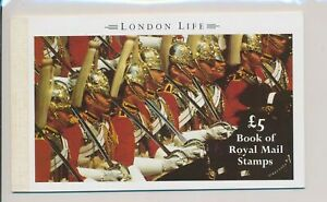 LO38015 Great Britain royal guards military prestige booklet MNH