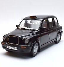 Sun Star 1120 TX1 London Taxi Cab 1998 in schwarz lackiert, OVP, 1:18, K003