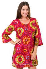 Beach Polka Dot Regular Size Dresses for Women